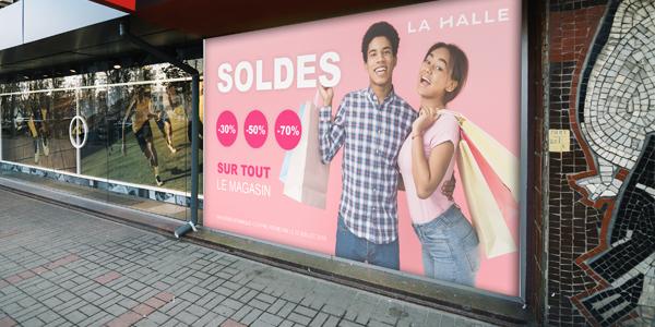 Affichage dynamique régie publicitaire