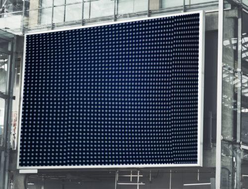 Les écrans LED en affichage dynamique